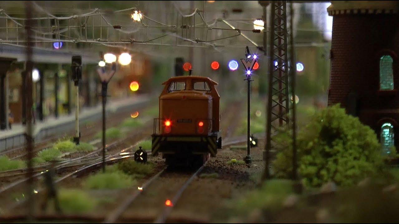 Tt eisenbahn deutsche reichsbahn rangieren br youtube