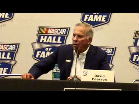 David Pearson Hall of Fame Interview