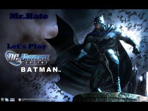 DC Universe Online #1 [ Мистер Ненависть уничтожает корабль ]