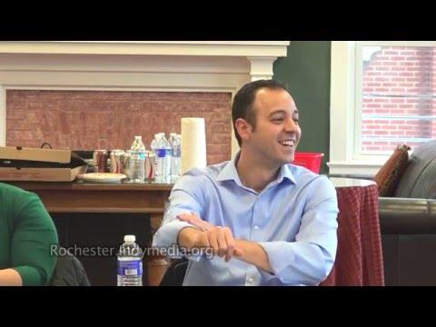 Joey Lipari on Syracuse's Civilian Review Board