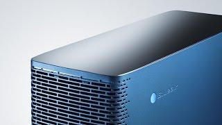 Blueair Sense+ HEPASilentPlus Smart Air Purifiers with Wi-Fi