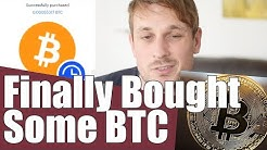 How to buy Bitcoin on Coinbase during the halving!