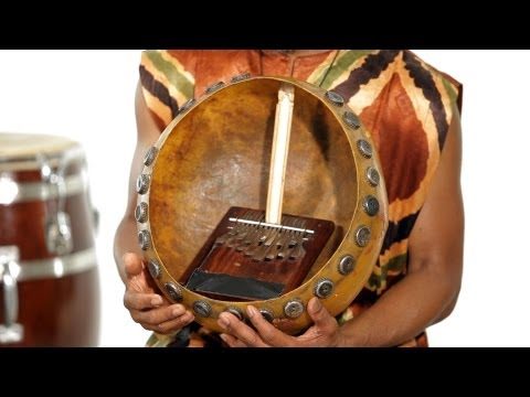 How to Play the Kalimba & Mbira | African Drums