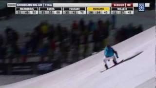 Torstein's Perfect Triple Cork - Winter X Games