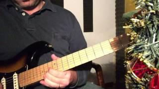 Happy Xmas (War is Over) - Guitar version