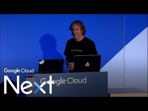 Build powerful custom apps fast with App Maker on G Suite (Google Cloud Next '17)
