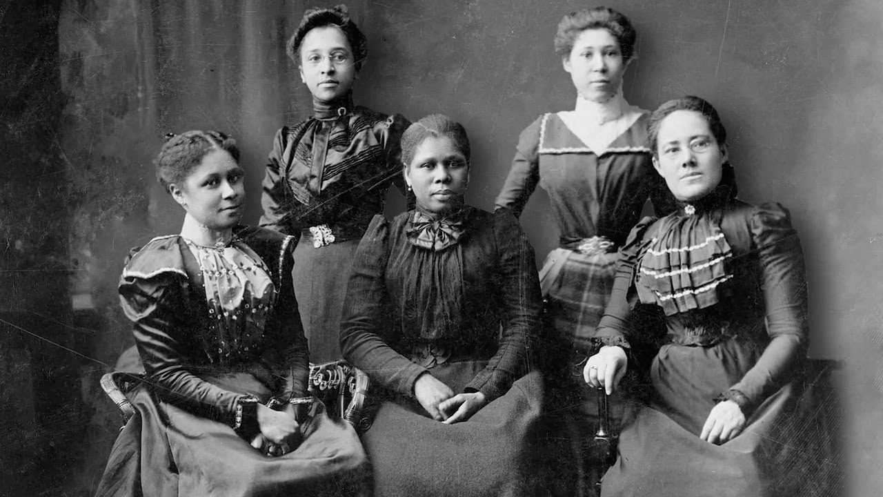 Untold Stories of Black Women in the Suffrage Movement - YouTube