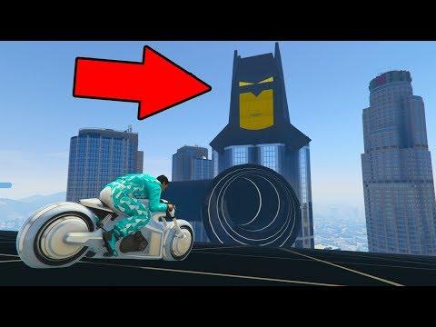 BATMAN GIGANTE!! - CARRERA GTA V ONLINE - GTA 5 ONLINE