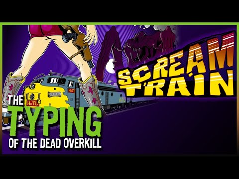 Typing of the Dead: OVERKILL - Part 4 | Bone and Barb Type Through OVERKILL 🎃 |