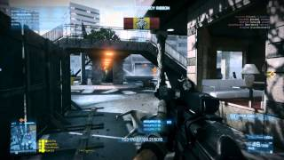 Battlefield 3 PC Multiplayer Rush Tactical Teamwork (1080p)