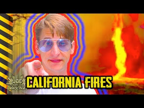 California Forest Fires-DEW and PTSD