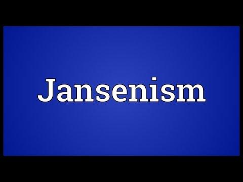 Header of Jansenism