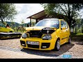 Fiat Seicento Sporting Abarth 1.4 16v german style tuning