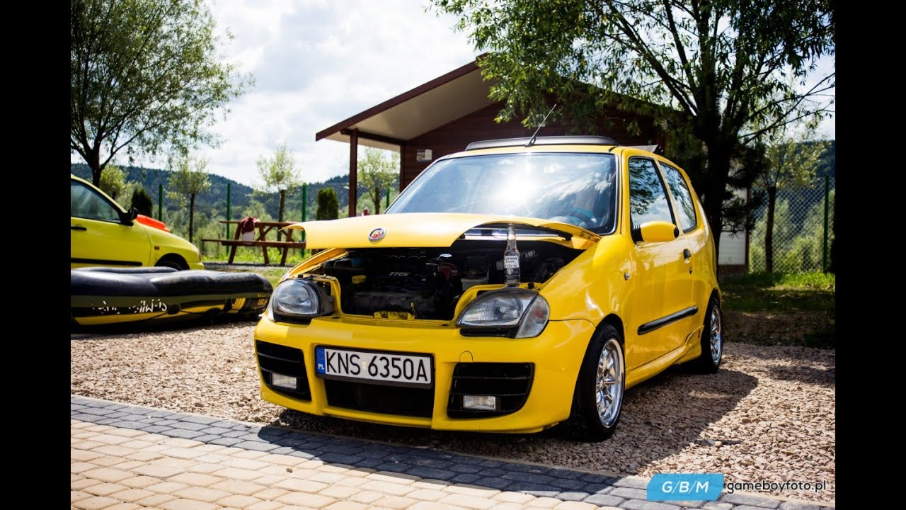 Fiat Seicento Sporting Abarth Swap 1 4 16v Tuning German