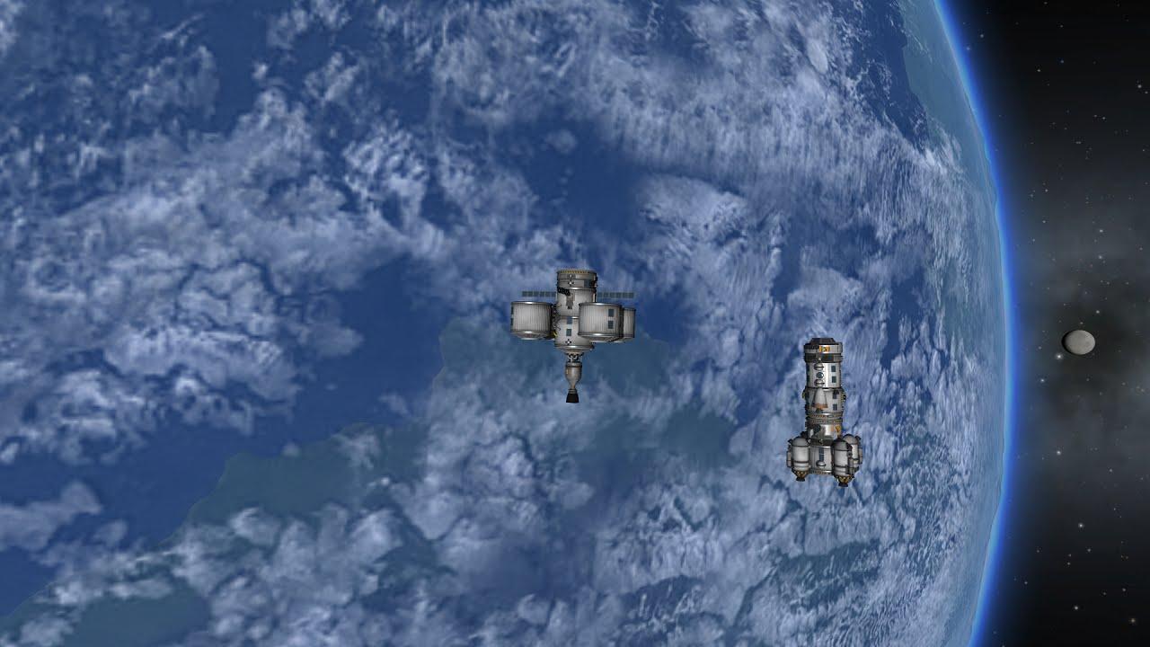 Kerbal Space Program 1.0.5 - New Duna Design - Part 1 ...