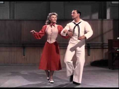 """When You Walk Down Mainstreet with Me"" from On the Town (w/ Gene Kelly and Vera-Ellen)"