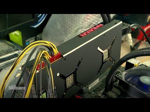 Radeon Pro Duo in Aktion: Leistung in Ultra HD und 8K, Lautstärke und mehr