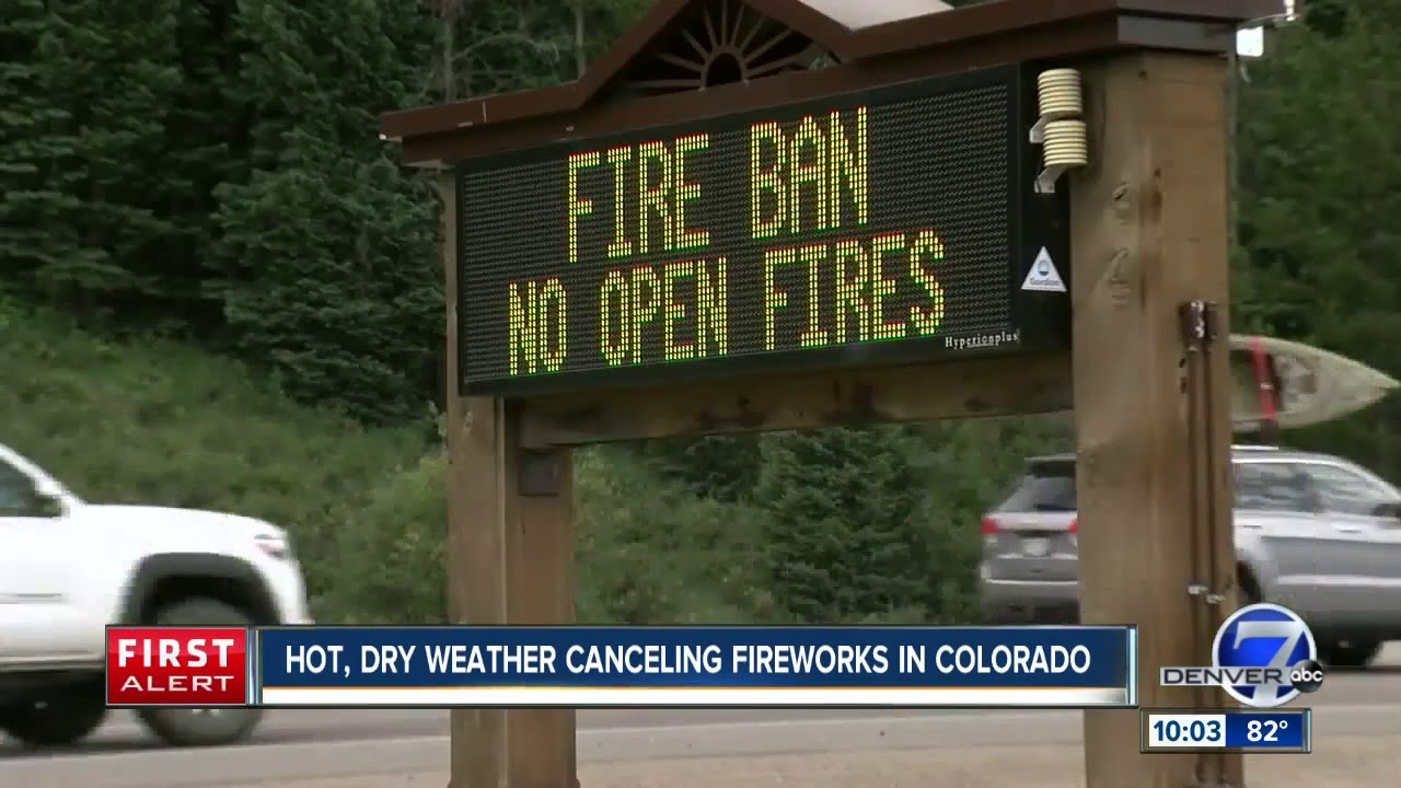 List of 4th of July events canceled because of weather
