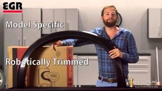 EGR OEM Style Fender Flares Installation Guide