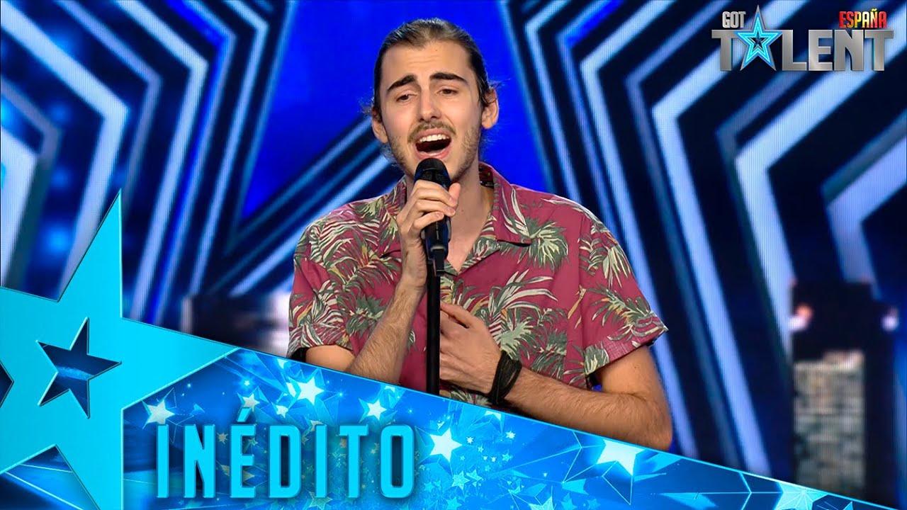 Este CANTANTE vuelve a cantar tras una importante operación | Inéditos | Got Talent España 2021