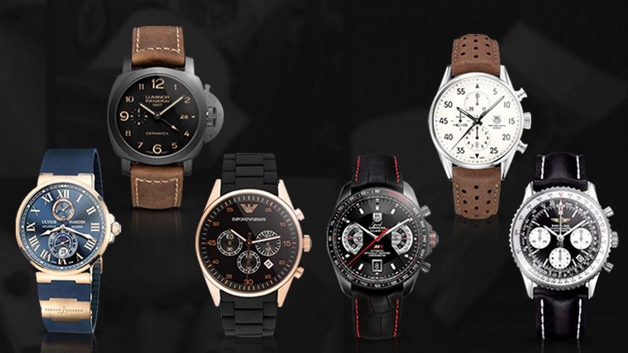 Купить наручные часы мужские в Новосибирске - YouTube