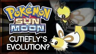 pokmon sun and moon   cutiefly s evolution