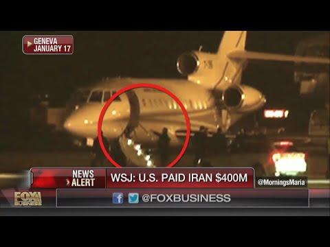 Obama's $400m Iran Ransom Payment