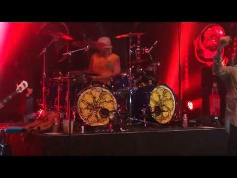Reni Drum solo - The Stone Roses - La Cigale - 4th June 2013