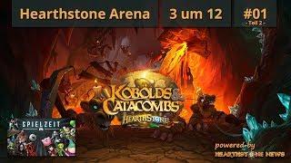 Hearthstone Arena - 3 um 12 - #01 (Teil2) | deutsch