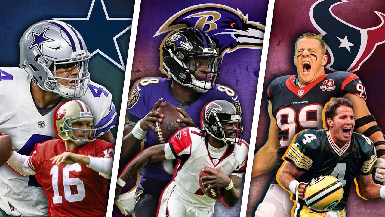Every NFL Stars Childhood Hero REVEALED