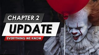IT: Chapter Two: Everything We Know So Far About The 2019 Stephen King Sequel
