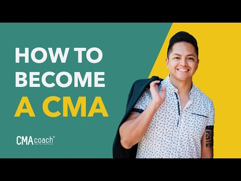 How To Become a Certified Management Accountant (CMA) - IN ONLY 8 STEPS