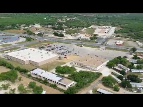 CARRIZO SPRINGS, TEXAS - HELICOPTER RIDE