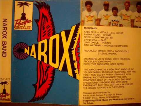 NAROX  Band of Rabaul-