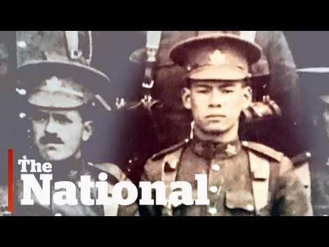 Forgotten Chinese-Canadian Fought In WW I's Battle Of Hill 70