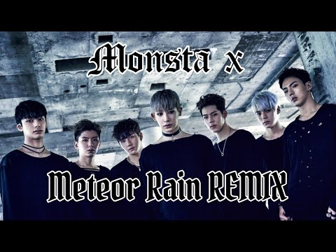 Monsta X (몬스타엑스) - Meteor Rain (流星雨) AUDIO mp3 (+ My future is not a dream/我的未來不是夢)