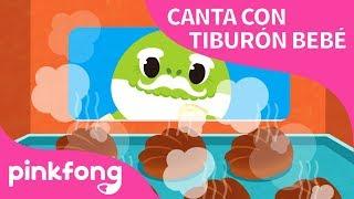 Ricas Almejas   Canta Con Tiburón Bebé   Pinkfong Canciones Infantiles