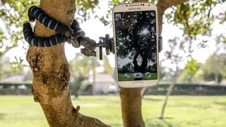 Review: Arkon Universal Smartphone Holder And Flexible Mini Tripod For Iphone 6 Plus Iphone 6 5c 5s