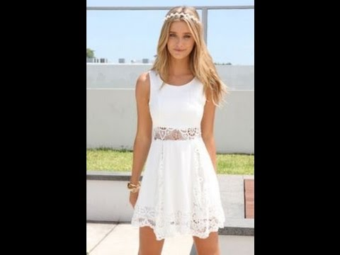 Top 10 Most Beautiful and Stylish Summer Outfits for Women ...