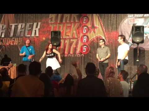 The Sally Ride crashes Star Trek: Enterprise karaoke