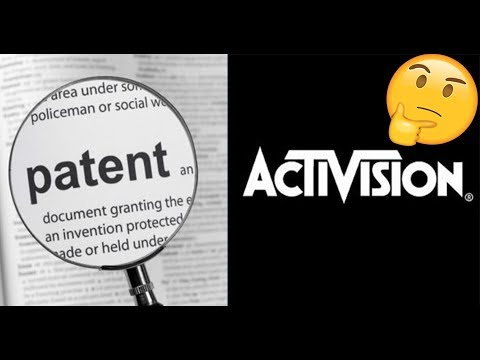 call of duty matchmaking patent