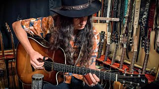"""""""Fast Train to Nowhere"""" • DARK COUNTRY BLUES GUITAR"""