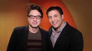 "Zach Braff On ""Going In Style"" Behind The Velvet Rope With Arthur Kade"