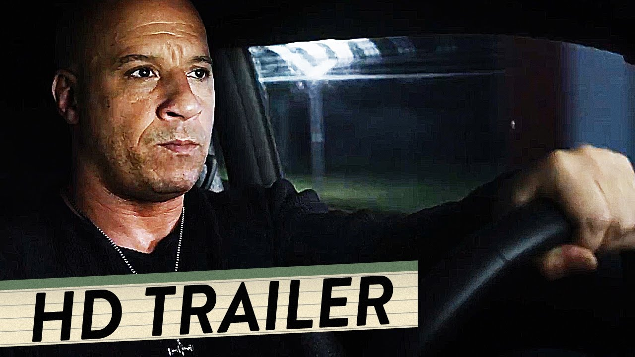 The Fast And The Furious 8 Trailer German