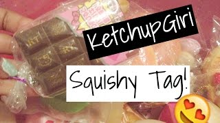 Squishy Tag Ketchupgiri : 3 squishy packages creamiicandy delitefulboutique and ketchup giri ? AntiDiary