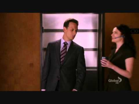 Alicia and Will 'About last night?' 3x01 The Good Wife