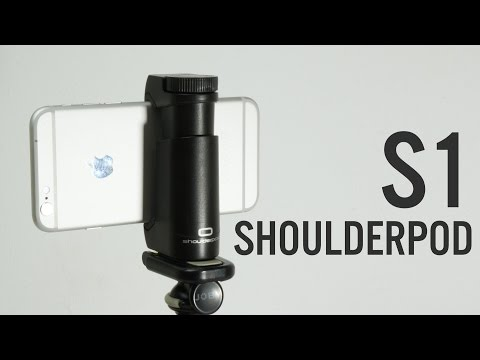 S1 de Shoulderpod, el compañero ideal para aprovechar la cámara del iPhone al máximo