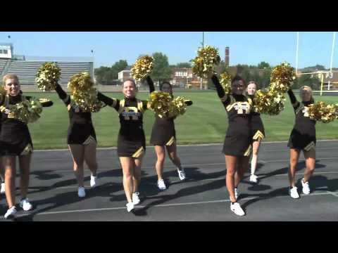 CHEERS! Riverside High School Cheerleaders