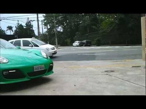 Hate It Or Love It? green Porsche Cayman S Sport (Pretty Loud)