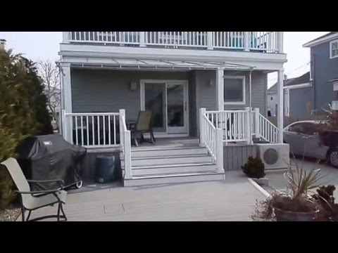 87 Parkside Dr. Point Lookout NY New Furnished Beach Home Rental *Hug Real Estate